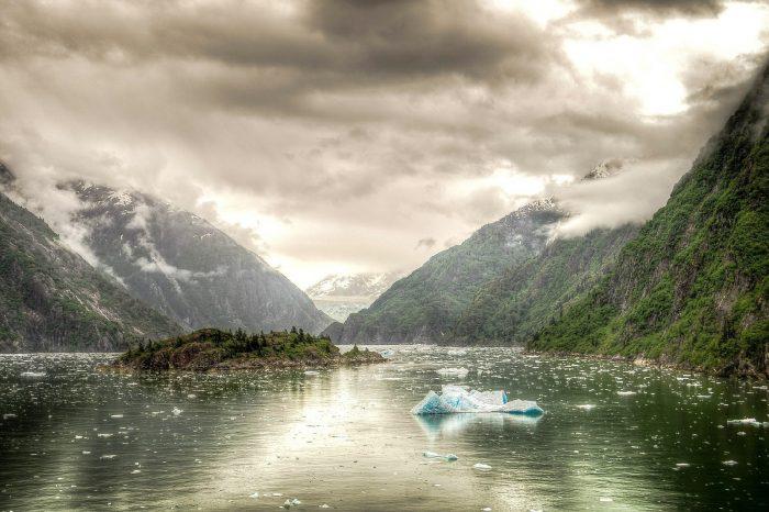 アラスカの美しい風景