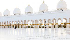 アラブ首長国連邦の美しい風景