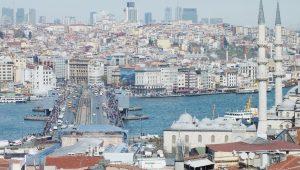 イスタンブールの風景