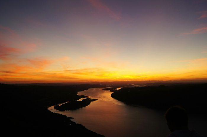 アメリカ オレゴン州の美しい風景