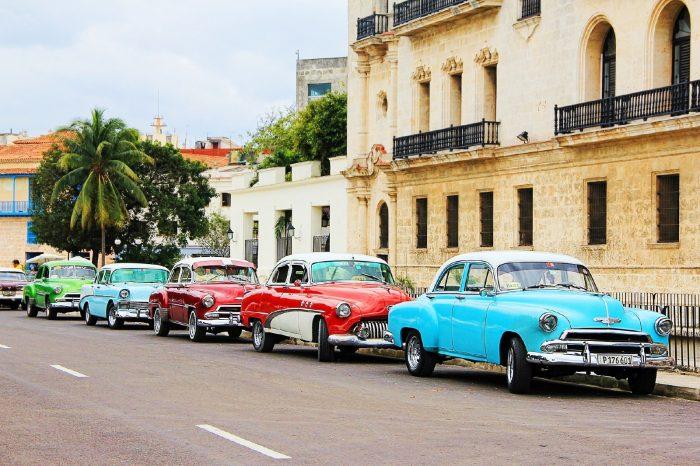 キューバの風景