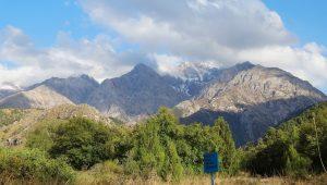 カザフスタンの風景
