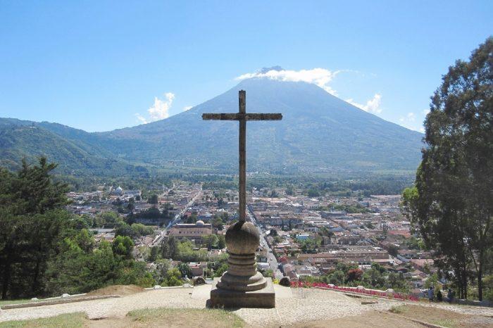 グアテマラの風景