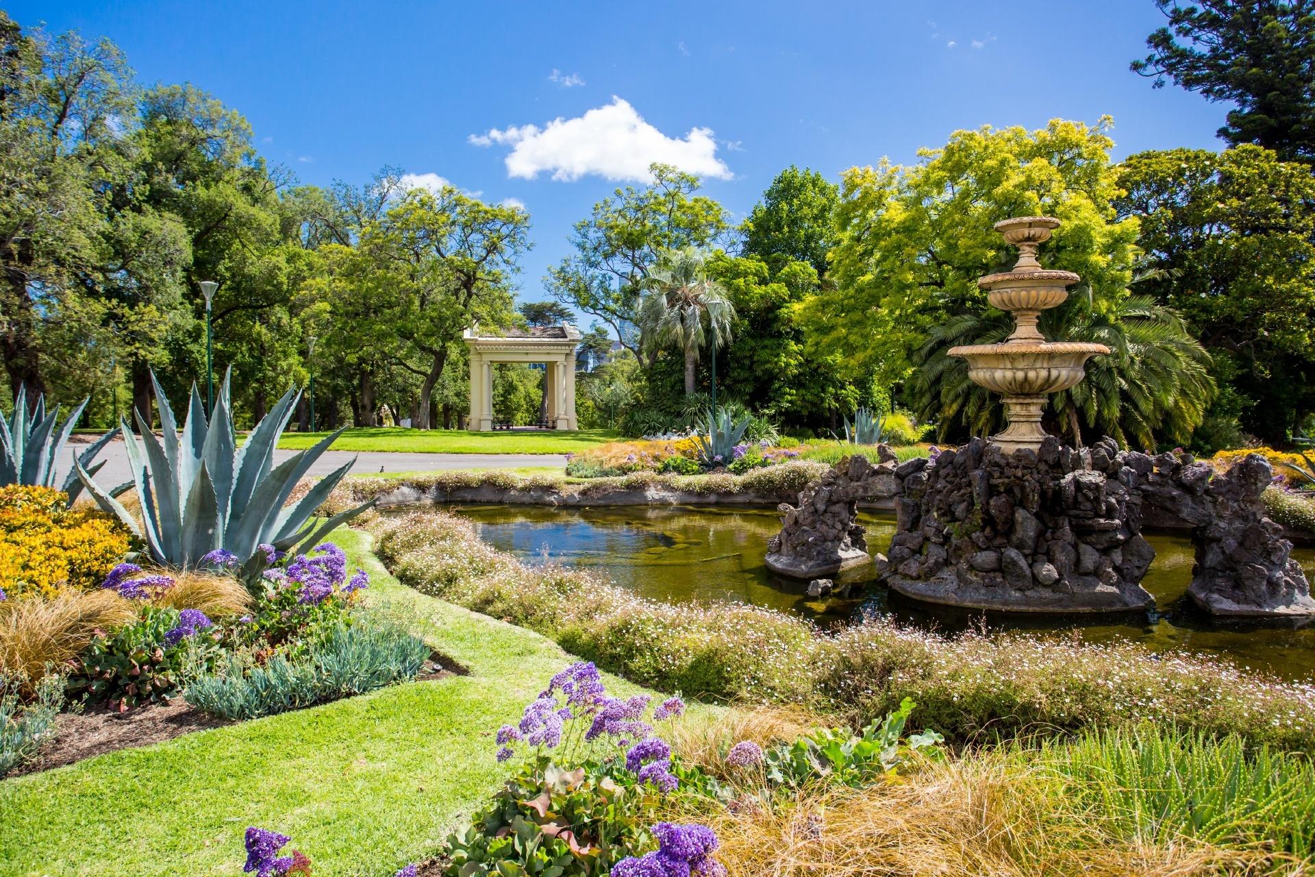 フィッツロイ庭園