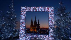 ヨーロッパのクリスマス風景