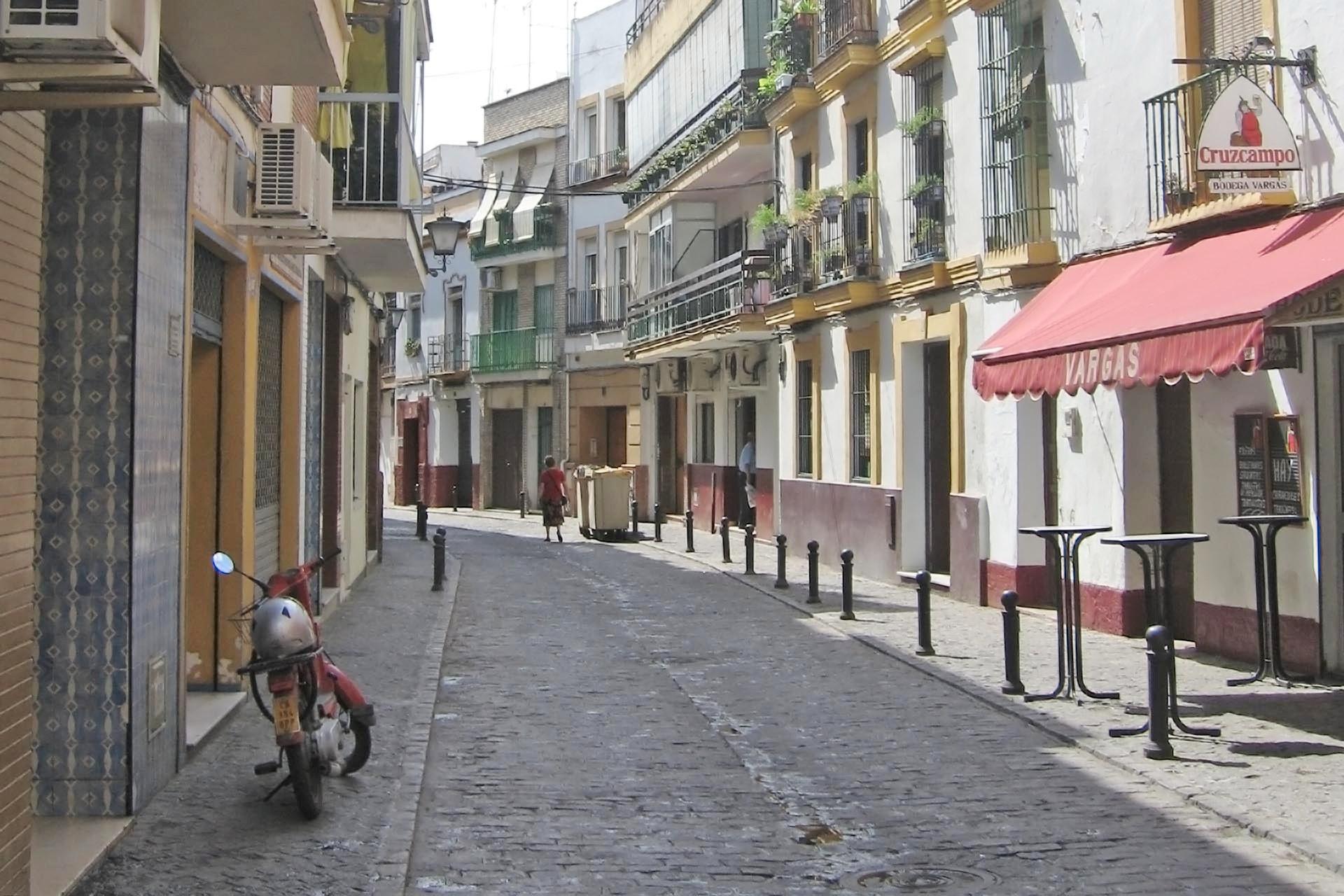 スペイン セビーリャ(セビージャ)の路地