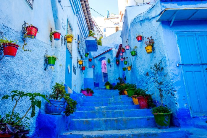 モロッコの風景