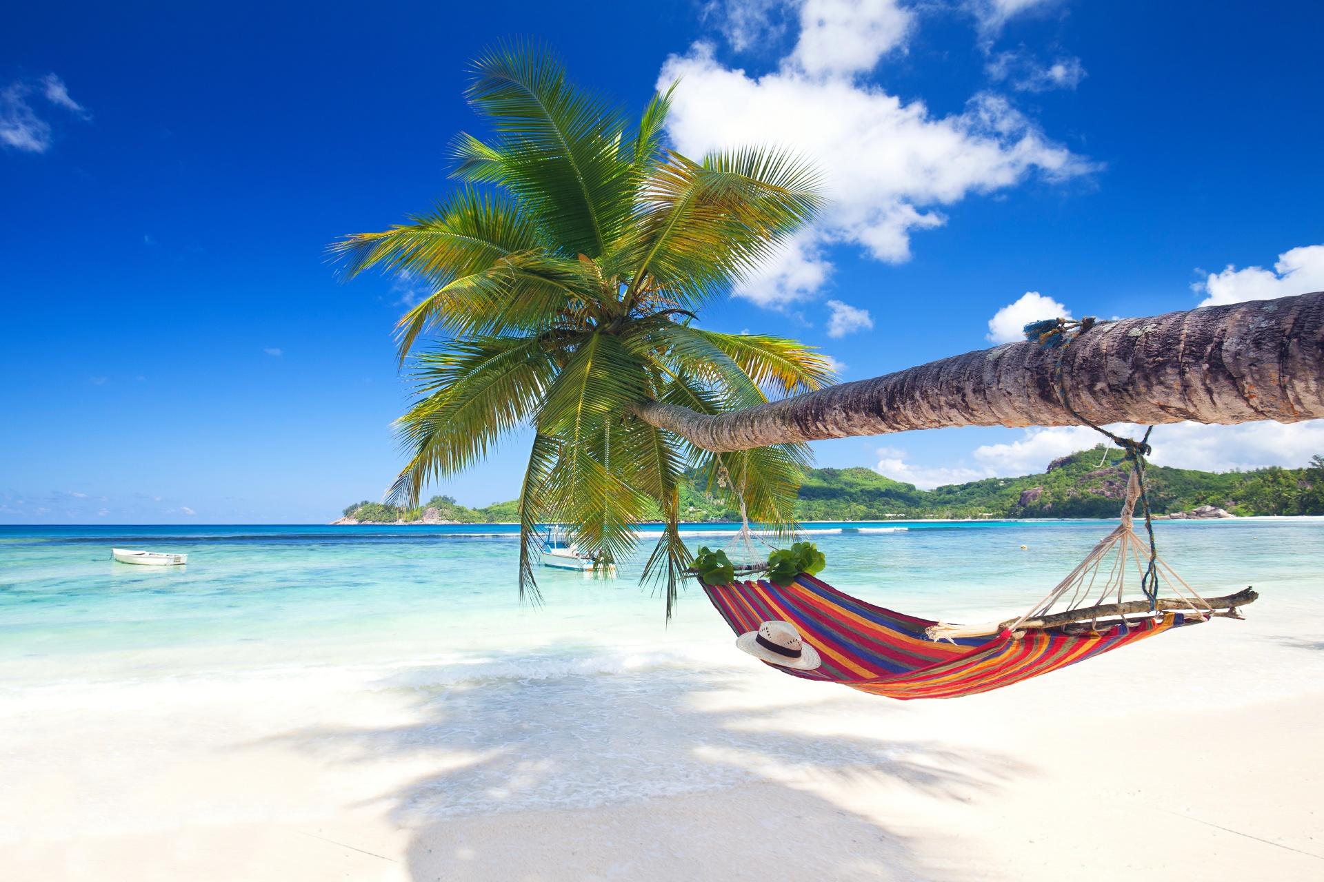 セーシェル島の風景