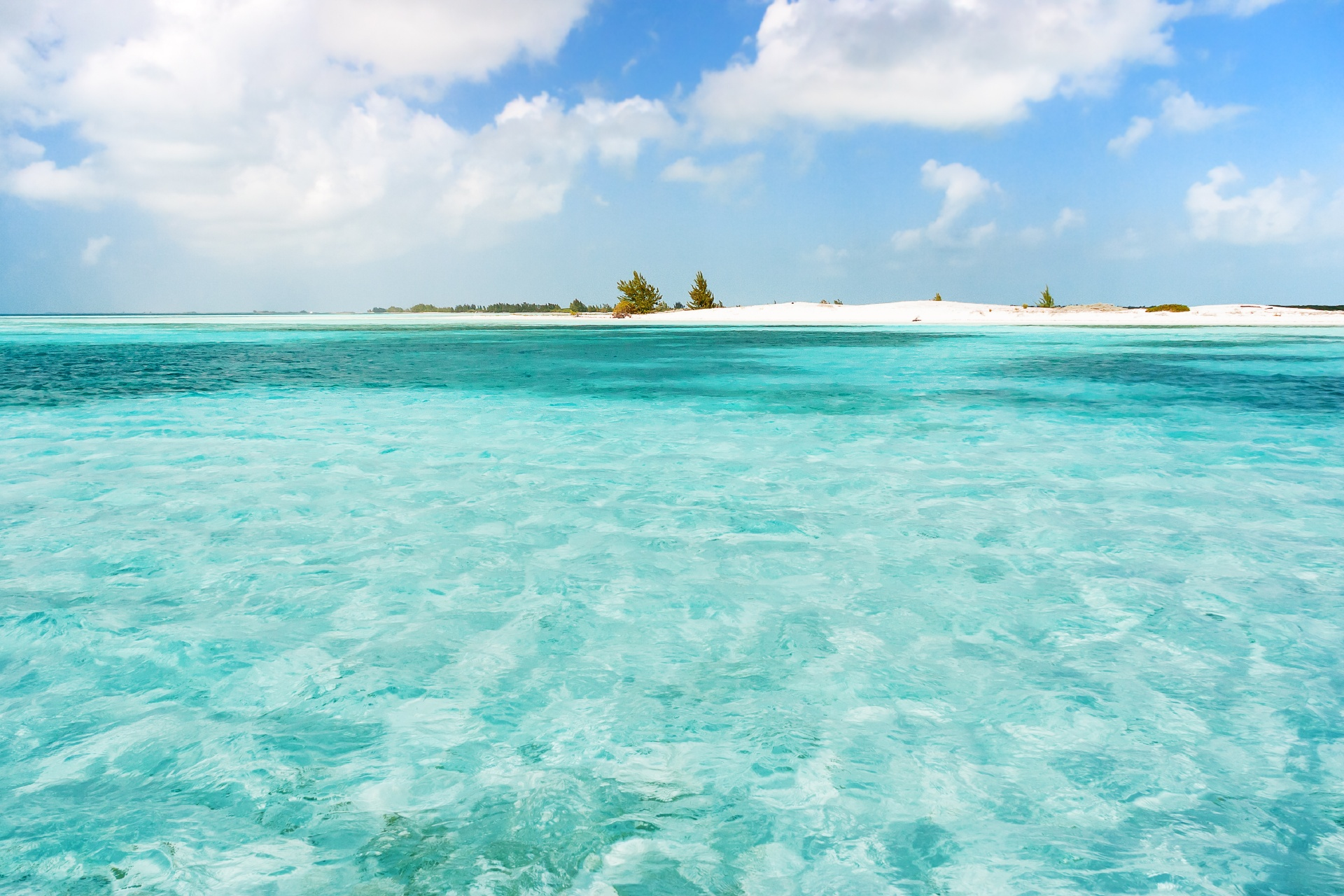 カリブ海の風景 キューバ