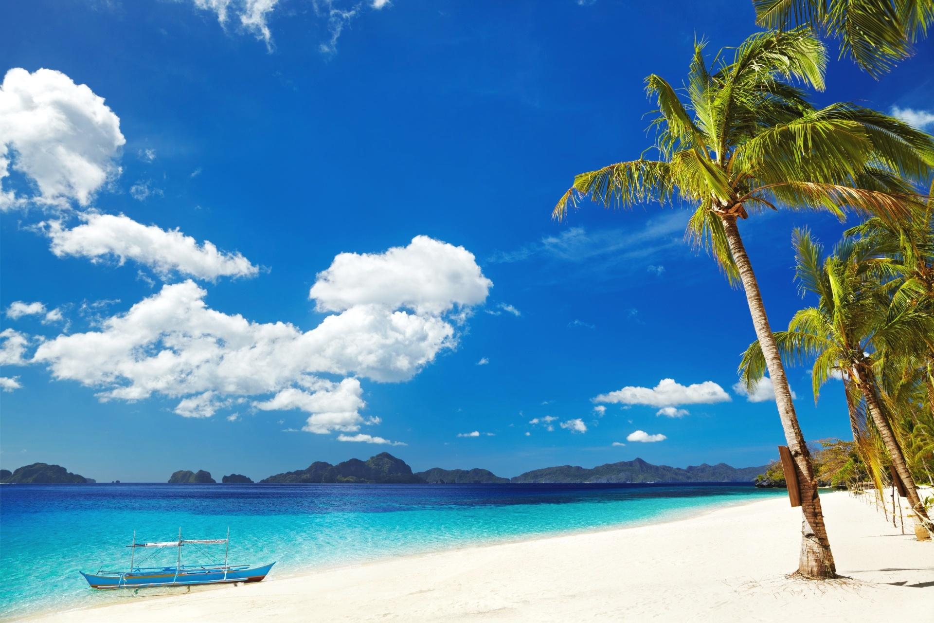 フィリピン パラワン島 最後の楽園といわれる秘境エル・ニドの風景