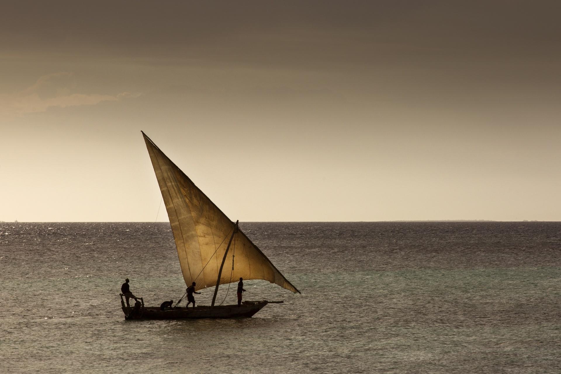 ザンジバル タンザニアの風景