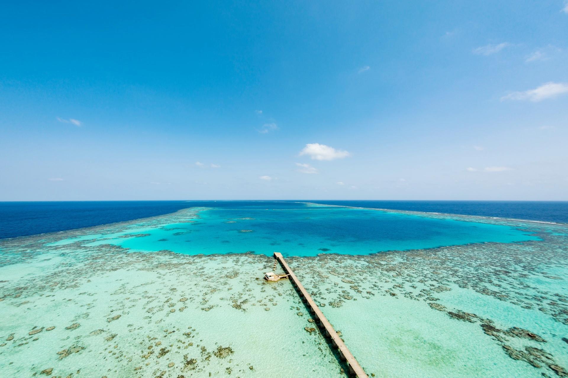 サンガネーブ海洋国立公園とドンゴナーブ湾=ムカッワー島海洋国立公園 スーダン